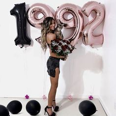 Birthday Outfit Ideas 41 ideas for birthday photoshoot black birthday in Birthday Outfit Ideas. Here is Birthday Outfit Ideas for you. Birthday Outfit Ideas 41 ideas for birthday photoshoot black birthda. 27 Birthday Ideas, 21st Bday Ideas, 21st Birthday Decorations, 25th Birthday Parties, Birthday Goals, Birthday Pictures, Birthday Celebration, Girl Birthday, 30th Birthday Outfit