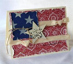Happy Independence Day! card