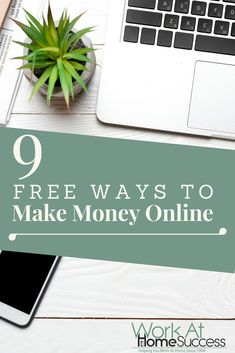 Looking for free and low cost ways to make money online? Check out these 9 online money-making ideas.
