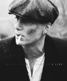 By Order of the Peaky Blinders : awhoreslies: the devil's got nothing on me my friend