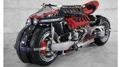 Lazareth LM 847: Alma de Maserati