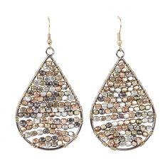 MY66 Amazing Earrings Antique Copper 16.80.89 € 24,95