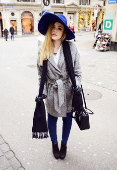 New year, new outfit street style. Like this one?