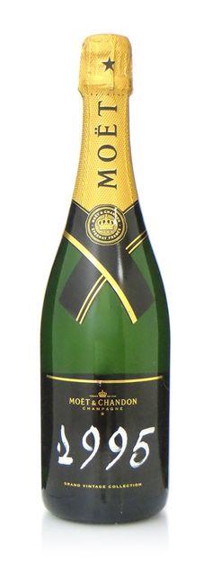 Moet & Chandon Grand Vintage 1995 Champagne Bestellen - Champagnes.nl
