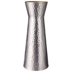 Threshold™ Hammered Metal Floor Vase