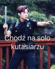 K-pop i te sprawy # Losowo # amreading # books # wattpad K Pop, Polish Memes, K Meme, Think, Cute Memes, I Love Bts, Mood Pics, Read News, Bts Photo