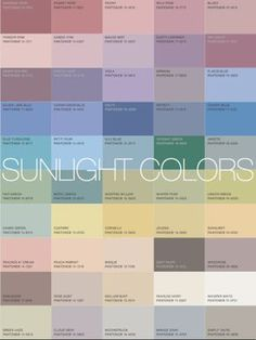 """SUNLIGHT palette: More Alive With Color: """"A sand-colored suit and a blue-green shirt to show off your eyes are Signature Colors for the Sunlight's (woman in the middle). Add a touch of dusty rose to complement the skin and capitalize on your own coloring."""" - eisemancolorblog"""