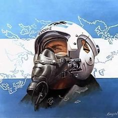 Military Love, Military Art, Military History, Jet Fighter Pilot, Fighter Jets, Fantastic Voyage, Falklands War, Combat Gear, Fighter Aircraft