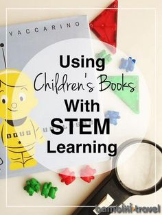 Many picture books are listed on this site along with summaries for each book. These books are unique because they encourage scientific and engineering thinking. Stem Science, Preschool Science, Preschool Ideas, Stem Learning, Project Based Learning, Steam Activities, Science Activities, Science Books, Classroom Activities