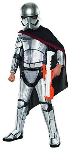 Super Deluxe Captain Phasma Costume  Medium * Click for Special Deals #CartoonCostumes