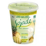 Sojade (Iogurt de soja) - Pinya http://www.nutrim.es/productes-nutrim/producte-fitxa/sojade-iogurt-soja-pinya_128
