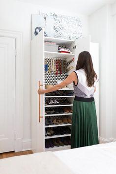Health Benefits Of A Clean Closet