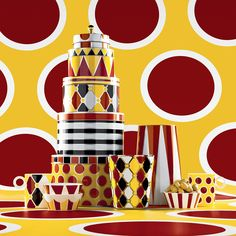 Akcesoria kuchenne z kolekcji Alessi Circus.