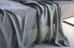 Society Limonta Garza Linen Sheets, Remodelista