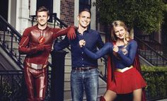 Confirmado Crossover Entre The Flash e Supergirl! on MonsterBrain http://www.monsterbrain.com.br