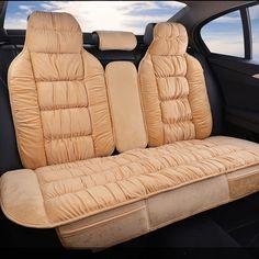 Universal Plush Cushion Warm Rear Car Seat Cover //Price: $64.86 & FREE Shipping // #sweet #sky #travel