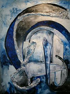 Waves, Artwork, Painting, Work Of Art, Painting Art, Paintings, Paint, Draw, Wave
