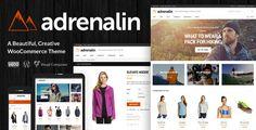 Adrenalin v1.9.5 – Multi-Purpose WooCommerce Theme