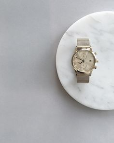 Love the simplicity of Triwa watches.