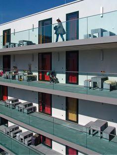 LAUBENGÄNGE, © © Geier·Maass Architekten