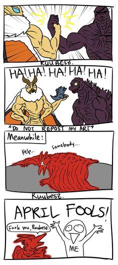 All Godzilla Monsters, Godzilla Comics, Godzilla 2, Video Games Funny, Funny Games, Kamen Rider Ryuki, King Kong, Princesas Disney, My Arts