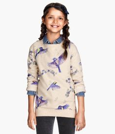Product Detail | H&M US #birds #print