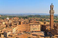 Piazza del Campo di #Siena, Toscana