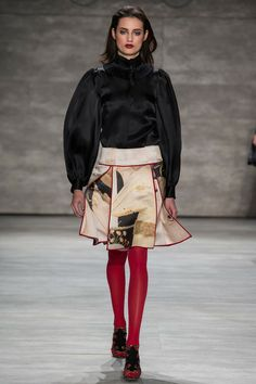 Ruffian | Fall 2014 Ready-to-Wear Collection | Style.com
