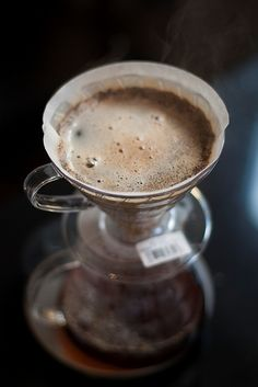 Pour Over Coffee | Flickr  @egle