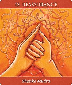 Deck Review: Mudras for Awakening the Energy Body