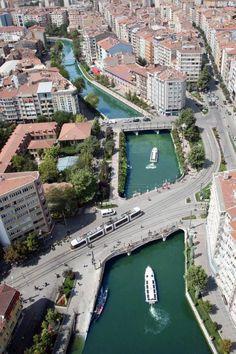 Eskişehir-Turkey