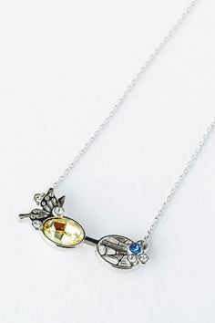 Kimihiro Watanuki & Domeki static model 2 Necklace xxxHOLiC