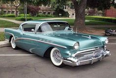 American Muscle Cars… 1957 Buick Roadmaster 75 American muscle cars are commonplace in a automobile