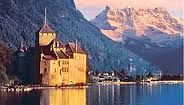 Visit of the Castle of Chillon