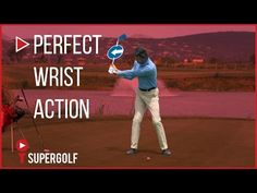 Wrist Hinge / Wrist Cock in the Golf Swing - How Much and When? - YouTube