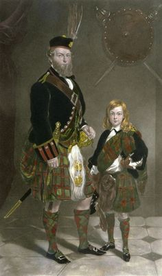 John Charles Ogilvy-Grant, 7th Earl of Seafield  ( 1815 – 1881), styled Viscount Reidhaven from 1840 to 1853, was a Scottish nobleman. Seafield was the eldest son of Francis William Ogilvy-Grant, 6th Earl of Seafield, & Mary Ann Dunn. From 1853 until 1858 he sat in the House of Lords as a Scottish Representative Peer. The latter year he was created Baron Strathspey, of Strathspey in the Counties of Inverness & Moray, in the Peerage of the United Kingdom.