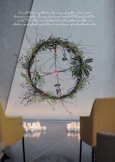 Mandala Backdrop by The Informal Florist - Bash Magazine