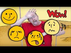 Are You Happy? Are You Sad?   English For Children   Learn English For Kids