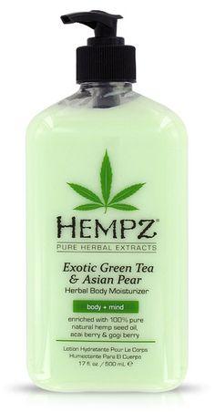 Hempz Exotic Green Tea & Asian Pear Moisturizer