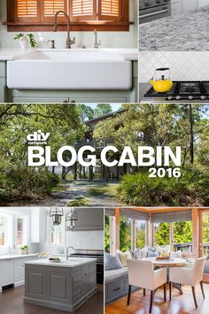 We need your votes! Help us design the kitchen in Blog Cabin 2016. You design it, we build it, you could win it! >> http://www.diynetwork.com/blog-cabin/2016/voting?soc=pinterest
