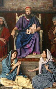 CRIANDO VIDA: SALOMÃO - O Filho de DAVI -