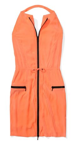 May Must-Have: A Halter Dress    A X Armani Exchange, $98, armaniexchange.com
