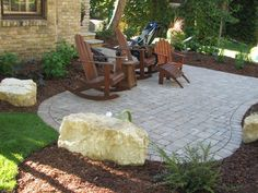 front yard patio design ?   pinteres? - Front Yard Patio Ideas