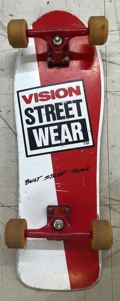 best service da16d 5c958 Vision Street Wear deck. Michael Gardner · concrete jungle