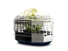 This PLANTINI miniature hothouse from Another Studio for Design is the most beautiful thing ever! It's a metal plant house model kit th. Christmas Shopping List, Hothouse, Metal Planters, Sustainable Gifts, House Gifts, Holiday Gift Guide, Deco, Victorian Fashion, Beautiful Homes