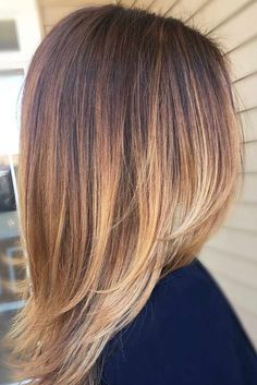 Magnificent Medium Layered Haircuts That Never Go Out ★ See more: http://lovehairstyles.com/magnificent-medium-layered-haircuts/