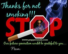 Make Thanks for not smoking, Thanks to you, Thank you for your help, I Love the way you make me feel, Thank you for the coffee and share it with others. Grateful, Thankful, Personalized Thank You Cards, Love You, My Love, Smoking, First Love, Feelings, Personalised Thank You Cards