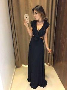 Navy Prom Dresses, Gala Dresses, Elegant Dresses, Evening Dresses, Formal Dresses, Black Gala Dress, Chic Dress, Dress Skirt, Maid Of Honour Dresses