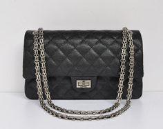 Chanel leather handbags photo