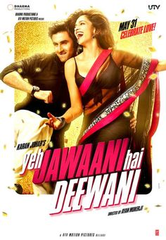 Watch Out The Party Song Of Bollywood Movie Yeh Jawani Hai Deewani Badtameez Dil